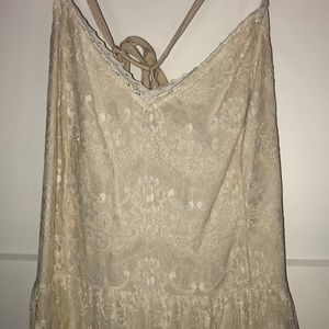 Abercrombie & Fitch Dresses - Abercrombie and Fitch lace dress